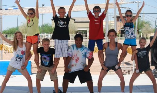 Kids Camp Smile